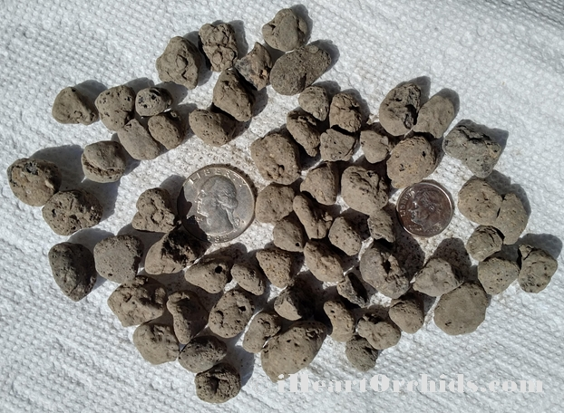Viastone Expanded Clay Pebbles Rocks